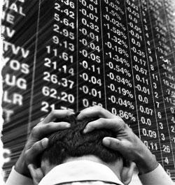 Depressed trade broker