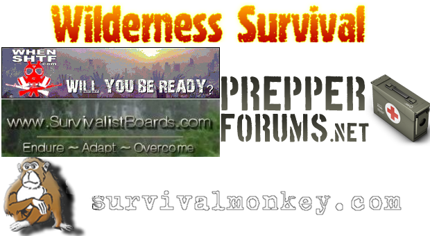 Survival Forums Logos