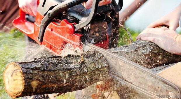 diy project cutting wood