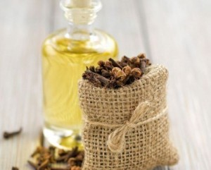 Clove oil has been used for centuries to relieve toothaches and now studies show that it's basically as effective as benzocaine for topically numbing pain.