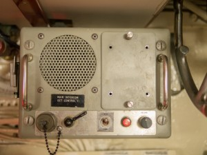 old marine intercom