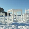 BIG ice and snow
