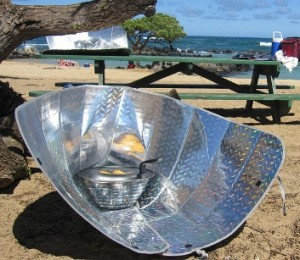 Solar-Oven-on-the-Beach