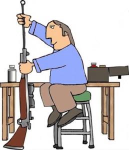 Cleaning-Gun-Barrel