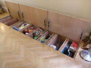 How to hide your stockpile survivopedia for Hidden floor safes for the home