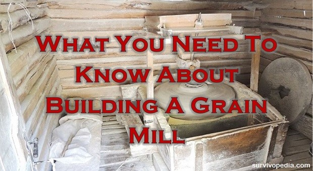 survivopedia grain mill