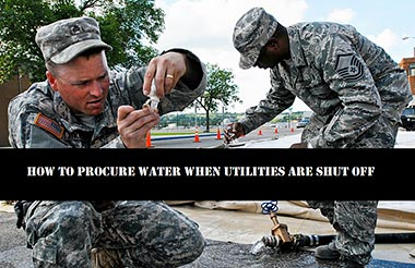 Survivopedia Water Preparedness