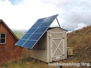 bergethon-solar-panel