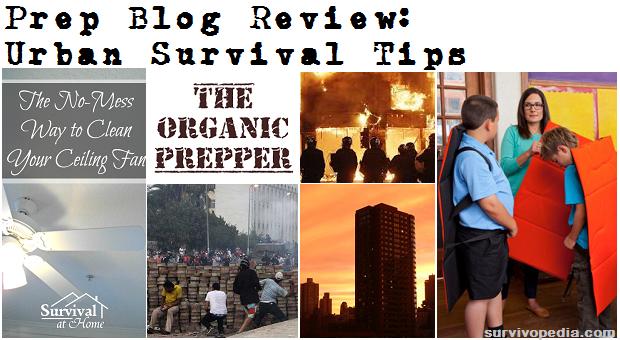 prep blog review  urban survival tips