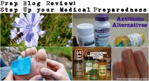 Prep Blog Review: Step Up Your Medical Preparedness
