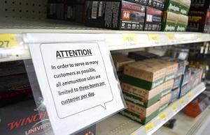 Survivopedia ammo shortage