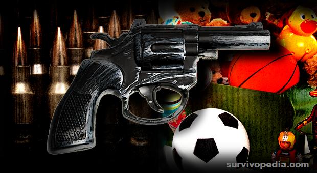 Survivopedia toy guns