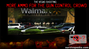 The Vegas Shooting – More Ammo for the Gun Control Crowd