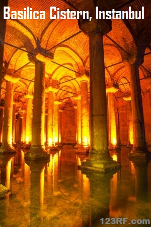 Survivopedia_Basilica Cistern