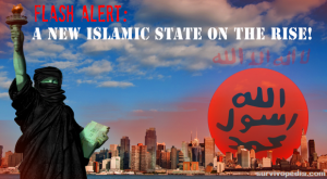 Flash Alert: A New Islamic State Is On The Rise!