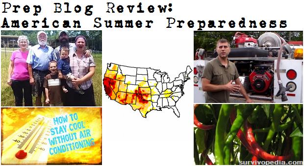 Survivopedia American Summer Preparedness