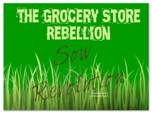 Survivopedia The grocery rebellion