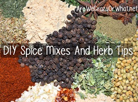 Survivopedia DIY Herb Mix