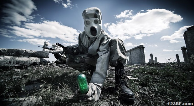 Ebola Biological War