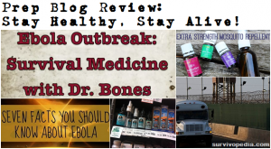 Prep Blog Review: Stay Healthy, Stay Alive!
