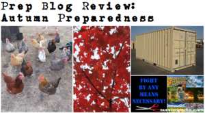 Prep Blog Review: Autumn Preparedness