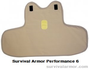 Survival Armor Performance 6