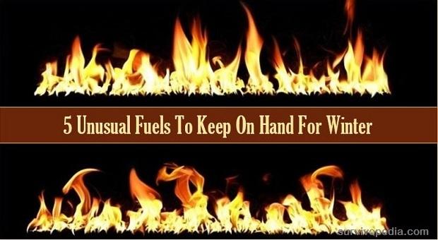 5 fuels