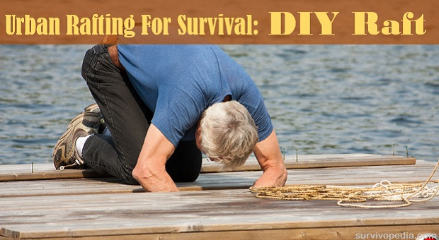 how to build a decoy raft