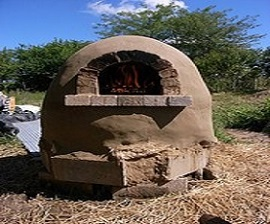 Outdoor Cob Oven