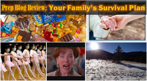 Prep Blog Review: Your Family's Survival Plan