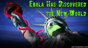Ebola Has Discovered The New World