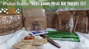 Product Review: MREs From Meal Kit Supply LLC