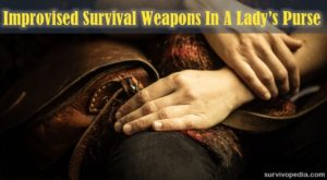 Improvised Survival Weapons in a Lady's Purse