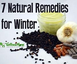 Natural remedies: garlic, pepper, pills