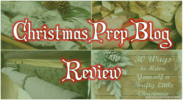 Xmas Prep BLog Review