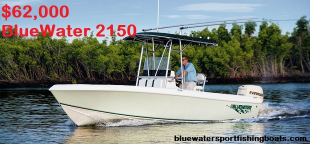 blue water 2150