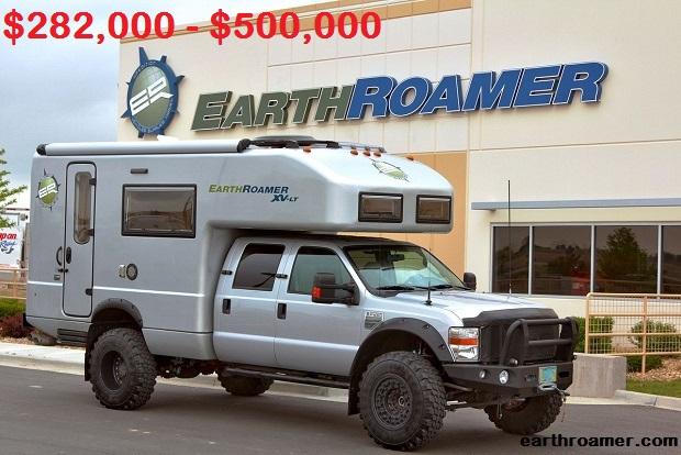 Earth Roamer XV-LT