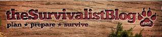 The survivalist blog logo