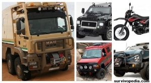 My Top 10 Bug Out Vehicles