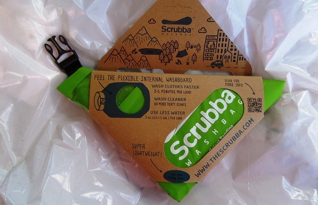 Scrubba washer in original package
