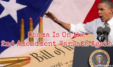 Obama Second Amendment Warpath