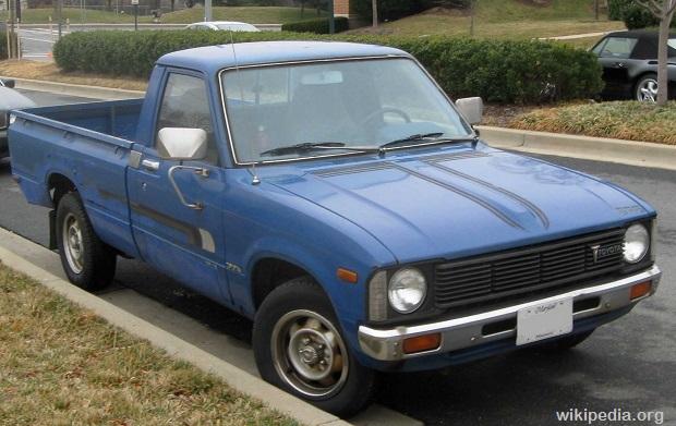 EMP-cars Toyota Hilux 1983