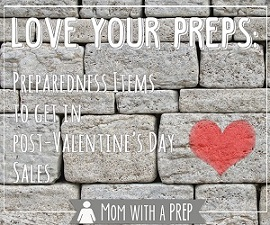 Love your preps