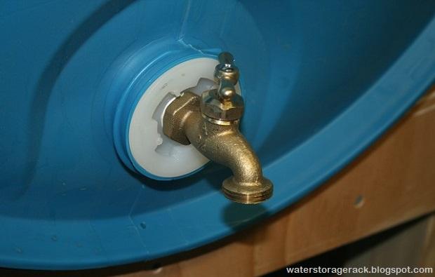 Water Storage Racks