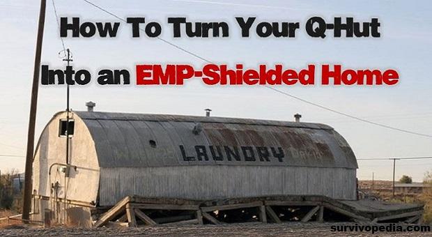 q-hut emp shielded home