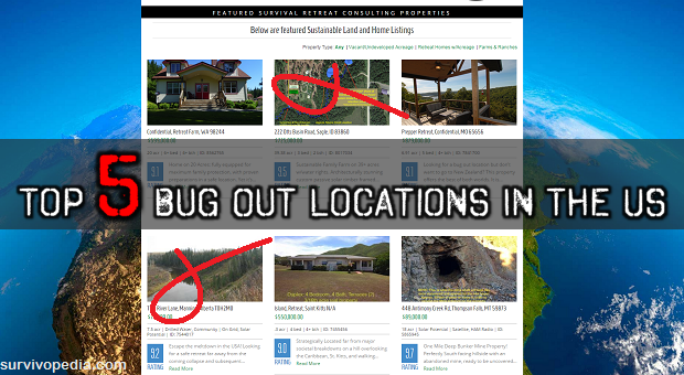 Bug out locations