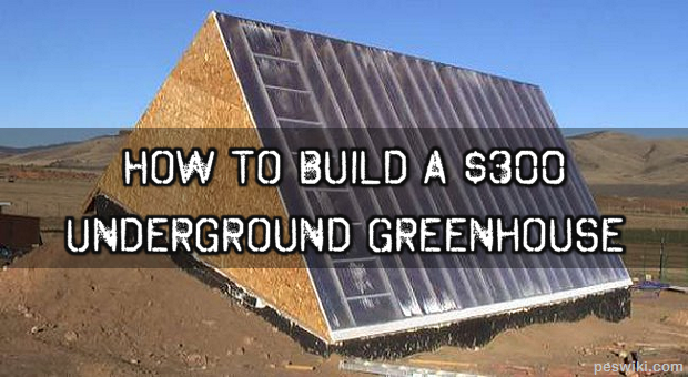 How to build a 300 underground greenhouse survival Factors to consider before building a conservatory