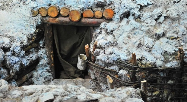 Odd Things Used As Storm Shelter : How to dig your underground shelter survivopedia