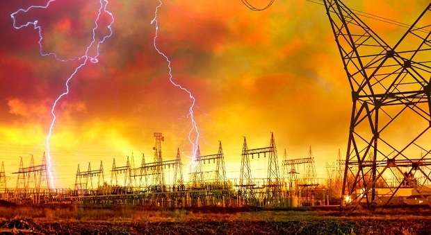 power grid attack