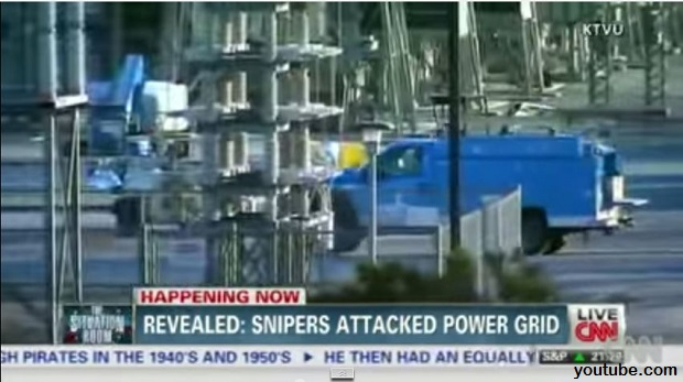 terrorist attack on power grid